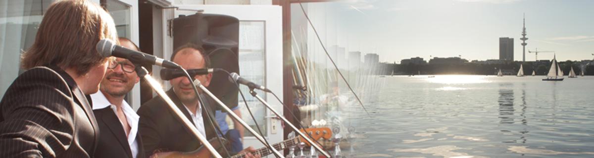 pnuts - das Lounge-Trio aus Hamburg