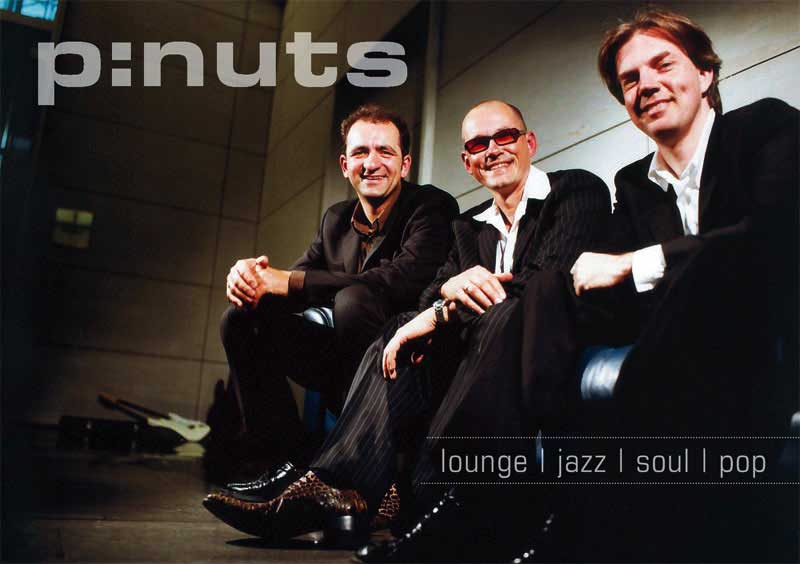 pnuts - Lounge, Jazz, Soul, Pop
