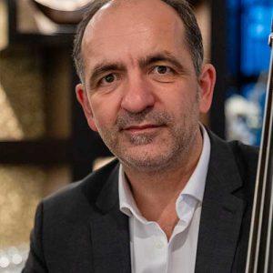 Heinz Polster Jazz Kontrabass