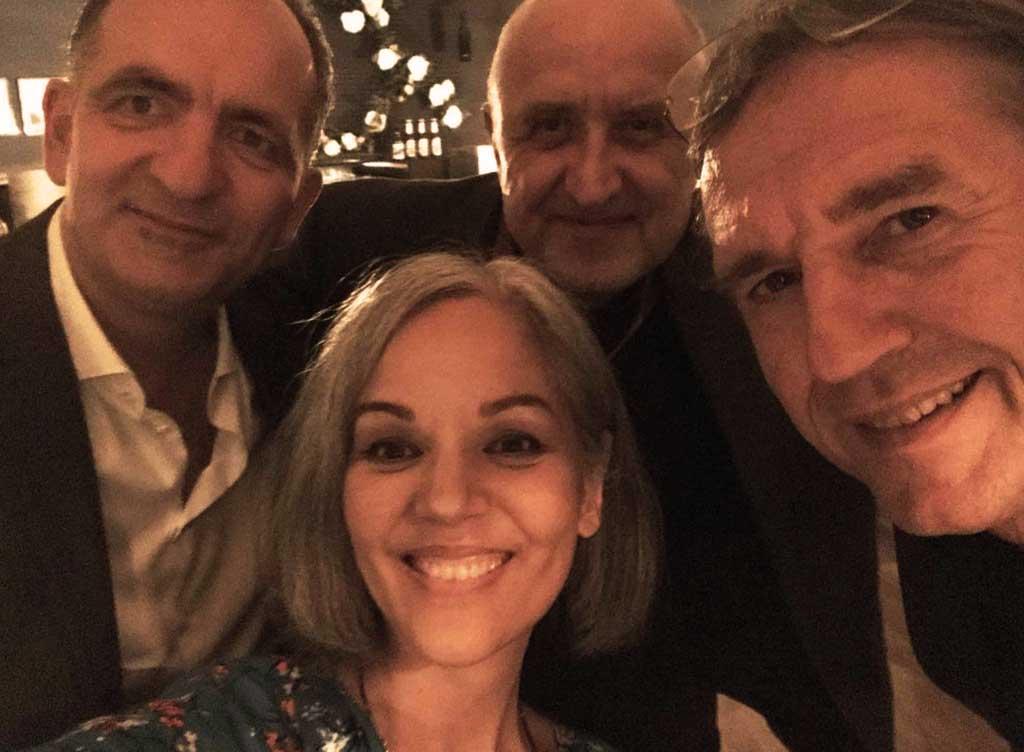 Jazz Trio mit Sängerin Hamburg
