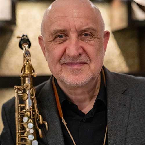 tadeusz jakubowski saxofon