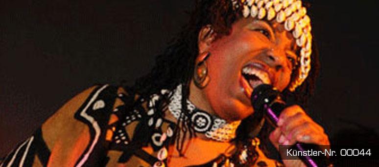 Soul-Sängerin und Schauspielerin