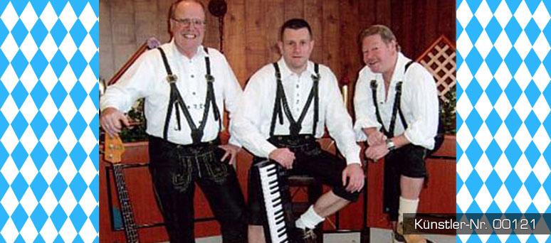 Bayerische Alpenmusik vom Feinsten