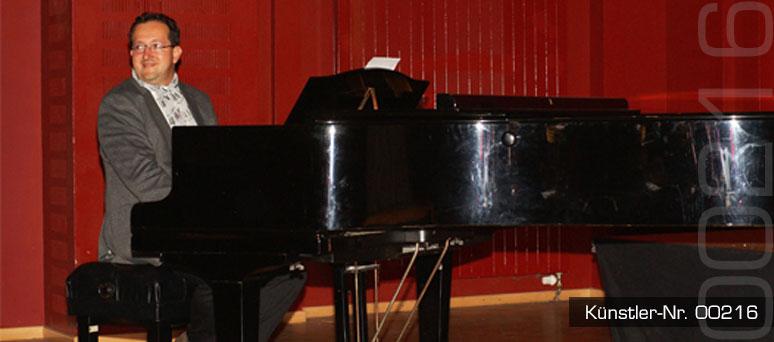 Sänger und Piansit