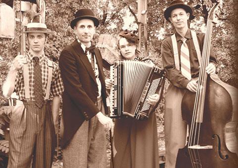 Amerikanische Tanzmusik ab 1920