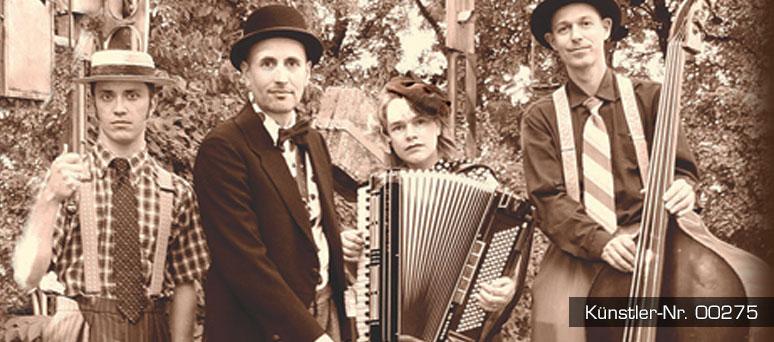 Tanzmusik 20er Jahre