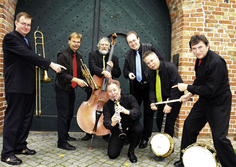 Traditionell jazzig