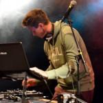 moderner DJ