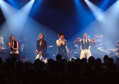 Partymusik - Big Show!