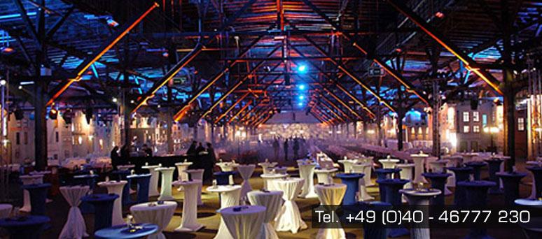 Große Veranstaltungshalle