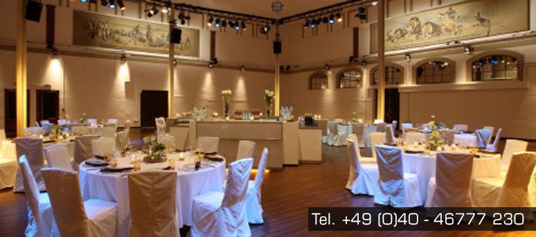 06063 Historisches Ambiente Eventagentur Hamburg