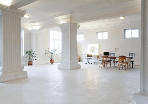 Loftartiges Studio