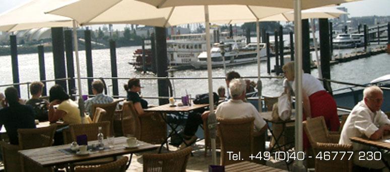 Elb- und Hafenblick