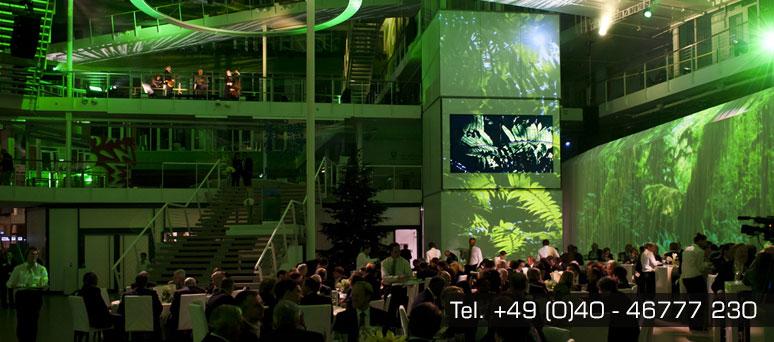 Konferenz- und Event-Etagen