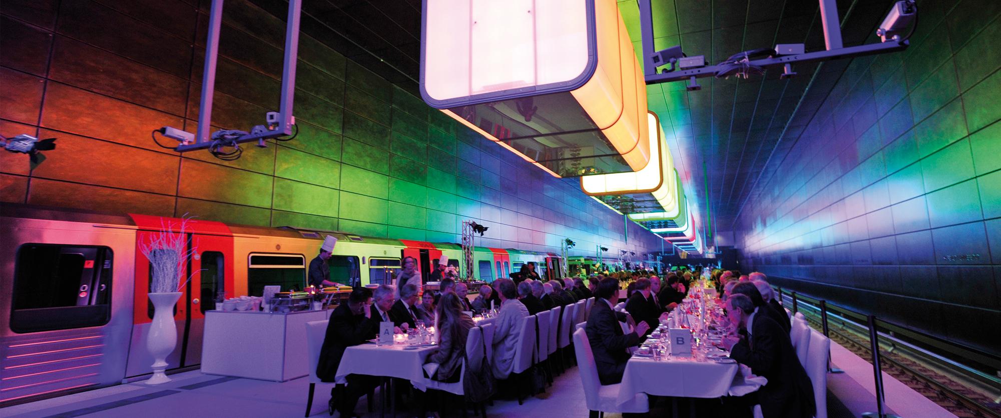 Eventagentur in Hamburg Blankenese - erfolgreich feiern! GmbH